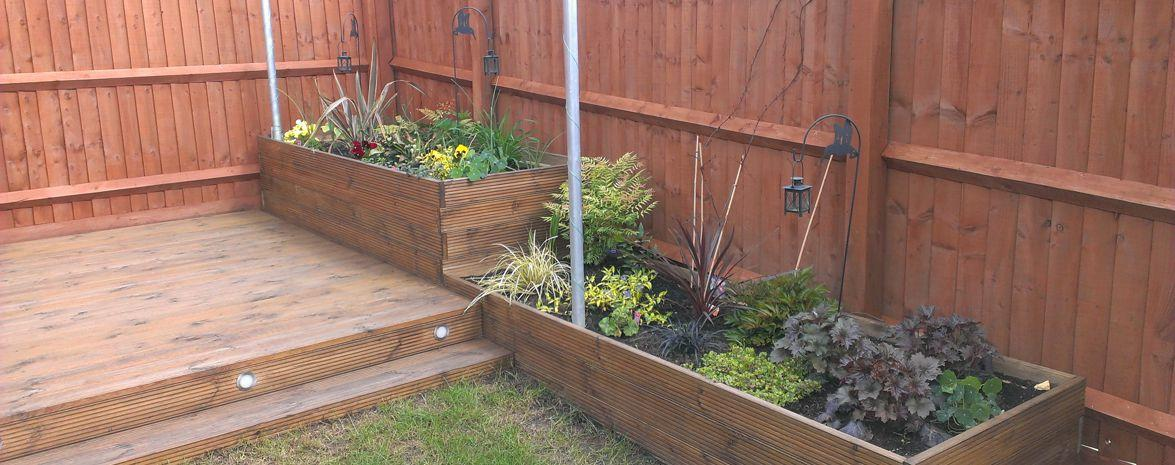 Raised Planting and Containers
