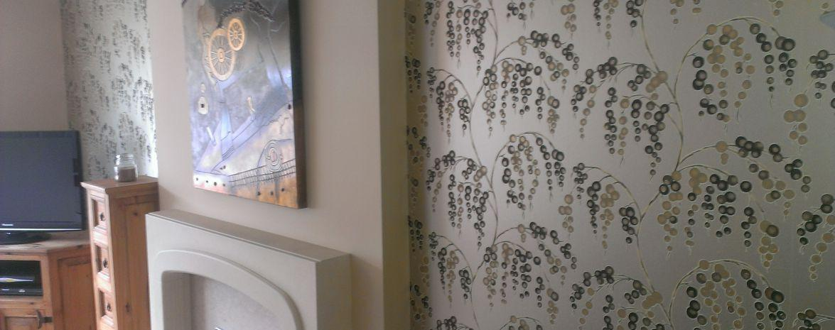 Wallpapering and Interior Decorating